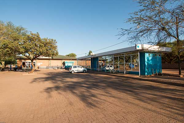 Ramotswa Shopping Centre